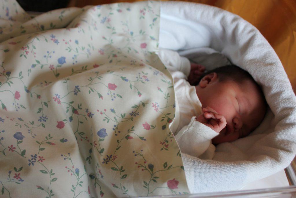 スウェーデンで出産